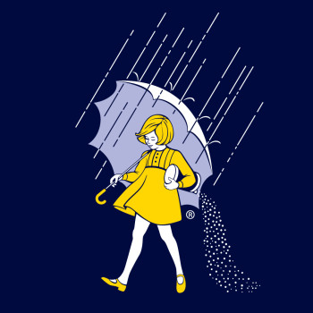 Morton Salt Girl Can Make Advertising Industry History as First Girl Icon Voted Into Madison Avenue Walk of Fame a Advertising Week