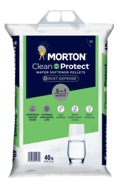Morton<sup>®</sup> <br> Clean and Protect™ Plus Rust Defense™