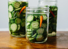Kosher Dill Pickles 1